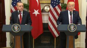 Τραμπ – Ερντογάν: Μετά τις αλληλοκατηγορίες συζήτησαν… για τη συνεργασία τους!