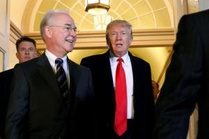 Νέο σκάνδαλο στην κυβέρνηση Τραμπ – Υπουργοί ταξίδευαν με ιδιωτικά τζετ «εις υγείαν» των… φορολογουμένων