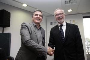 Τσακαλώτος: Η Ευρωπαϊκή Τράπεζα Επενδύσεων στηρίζει σημαντικά την οικονομία μας