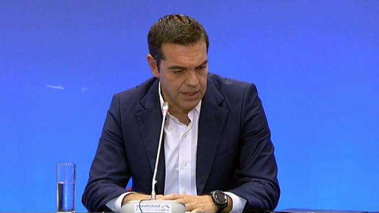 ΔΕΘ 2017 LIVE: Η συνέντευξη Τύπου του Αλέξη Τσίπρα | Newsit.gr