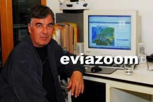 Πέθανε ο γνωστός σεισμολόγος Ηλίας Τσιάπας