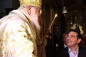 Ο Τσίπρας θα επισκεφθεί το Άγιο Όρος