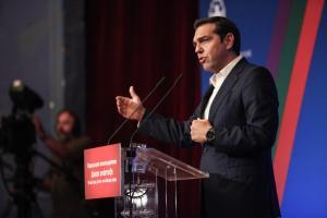 Τσίπρας: Έργα υποδομών και 25 τοπικές μονάδες Υγείας στην Κρήτη