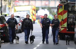 Λονδίνο: «Ανθρωποκυνηγητό» για τον εντοπισμό του βομβιστή – 29 οι τραυματίες από την έκρηξη στο μετρό
