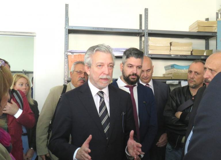 Κοντονής: Γίνονται τα πρώτα δύσκολα βήματα στην ηλεκτρονική διακαιοσύνη | Newsit.gr