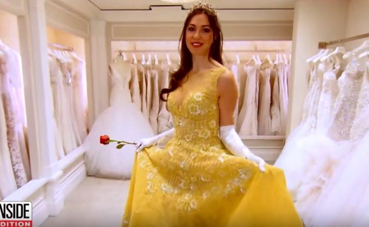 Νυφικά εμπνευσμένα από την Disney θα σας κάνουν να νιώσετε πριγκίπισσα! | Newsit.gr