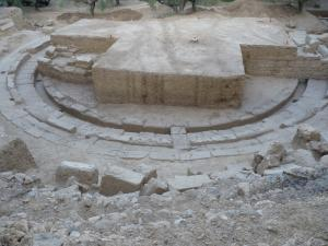 Μεσσηνία: Στο φως το αρχαίο θέατρο της Θουρίας – Οι εικόνες που δόθηκαν στη δημοσιότητα [pics]