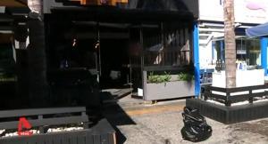 Μαφιόζικο χτύπημα σε μπαρ της Γλυφάδας