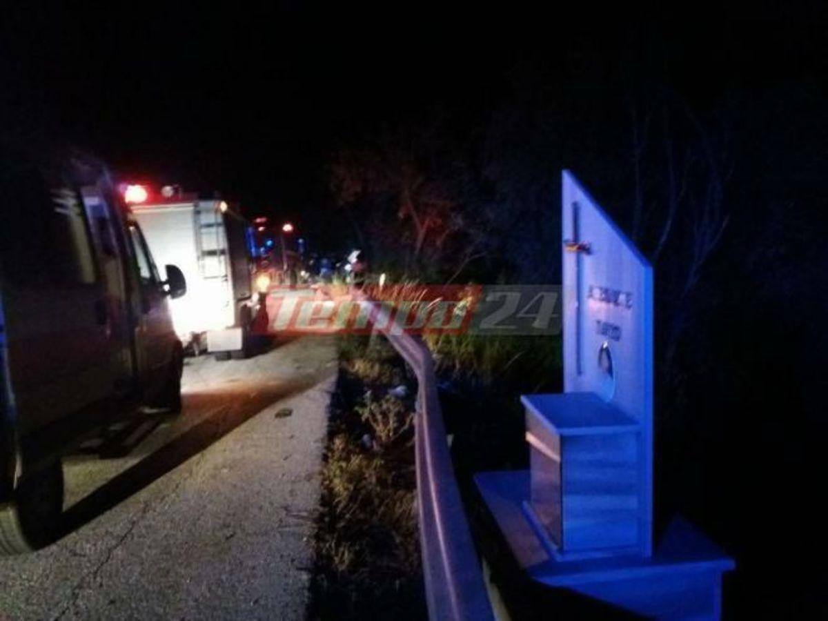 Αχαϊα: Σκοτώθηκε οδηγός μηχανής σε φοβερό τροχαίο – Η εικόνα που προκαλεί συγκίνηση [pics] | Newsit.gr