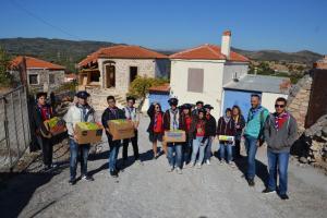Λέσβος: Ευχάριστη έκπληξη για μαθητές της σεισμόπληκτης Βρίσας – Οι κούτες και οι εικόνες που ταξιδεύουν στα social media!