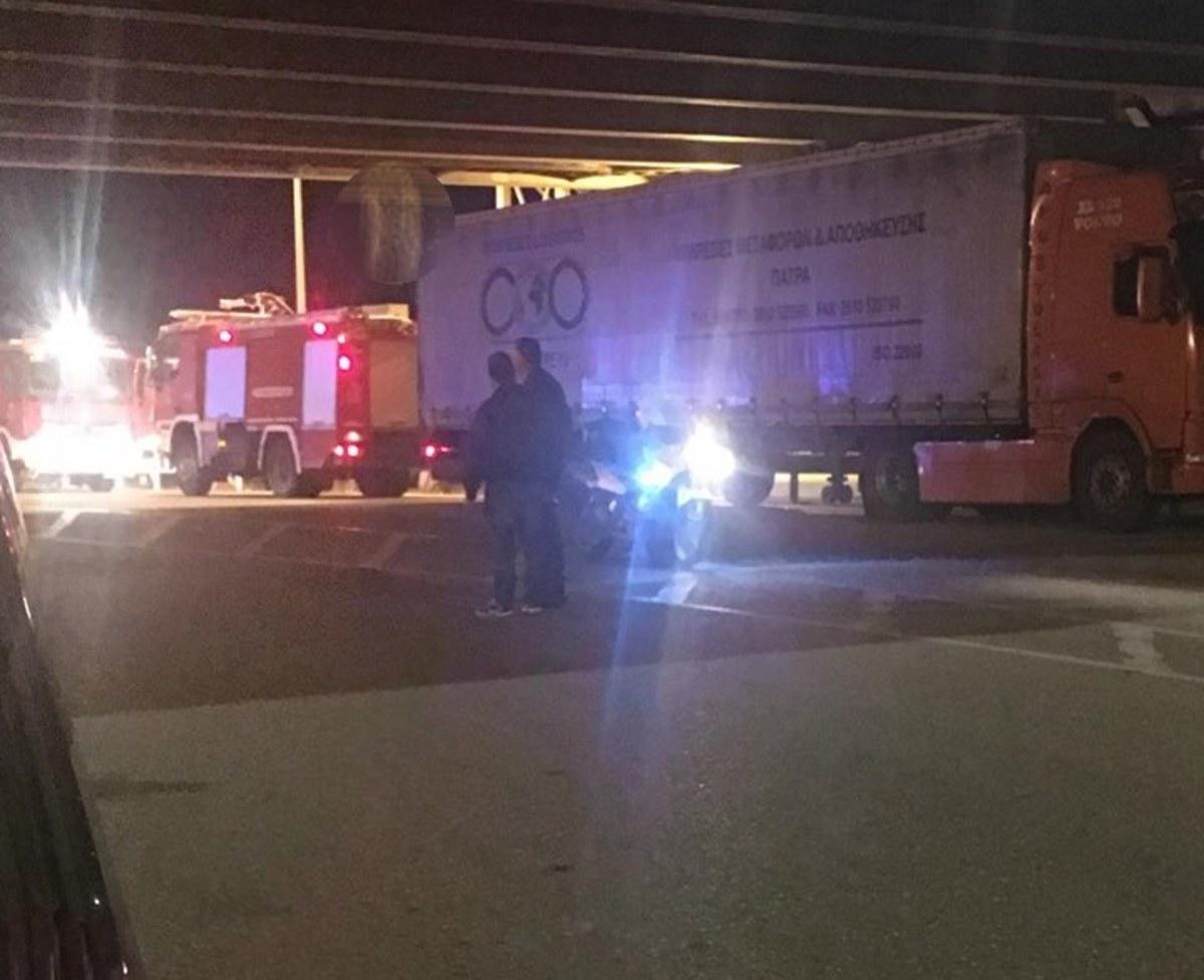Νεαρός βρέθηκε κρεμασμένος κάτω από τη γέφυρα Ρίου – Αντιρρίου [vid] | Newsit.gr