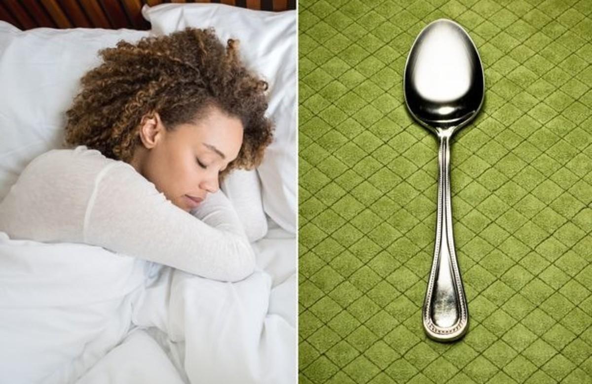 Το τεστ με το κουτάλι για να δείτε αν σας λείπει… ύπνος! [vid] | Newsit.gr