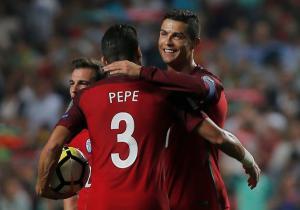 Προκριματικα Μουντιάλ: Στο… τέλος έκλεισε θέση στη Ρωσία η Πορτογαλία! – Μπαράζ για Ελβετία, Σουηδία