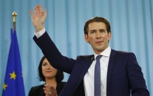 Αυστρία – Εκλογές: Ο ανθέλληνας Κουρτς είναι ο νεότερος ηγέτης της Ευρώπης