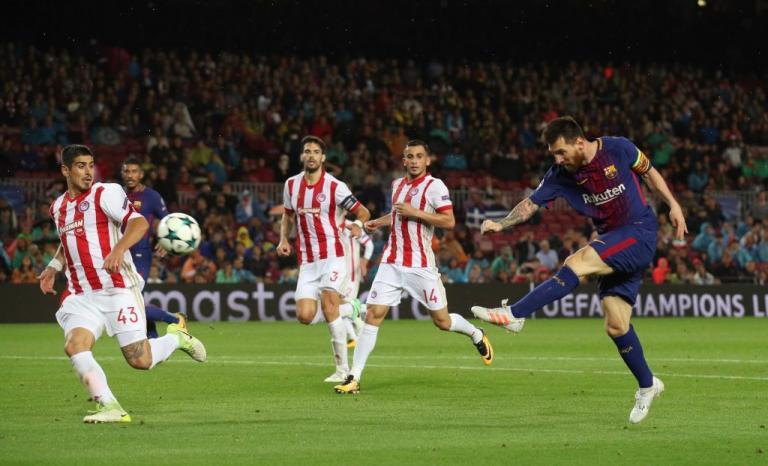 Μέσι: Το πρώτο και το 100ο ευρωπαϊκό γκολ του κόντρα στους «αιώνιους» | Newsit.gr