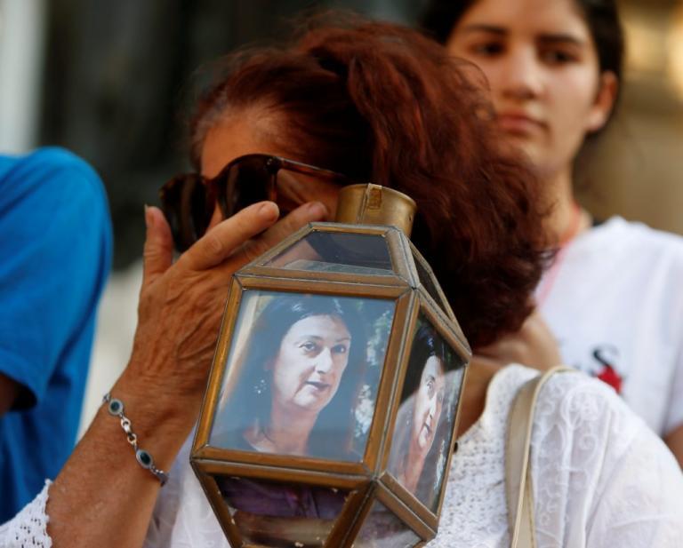 Μάλτα: Νέα διαδήλωση για την νεκρή δημοσιογράφο των Panama Papers | Newsit.gr