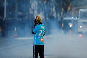 Μαρσέιγ – Παρί Σ. Ζ.: Σοβαρά επεισόδια πριν από τον αγώνα! Συλλήψεις και ένας τραυματίας [vid, pics]
