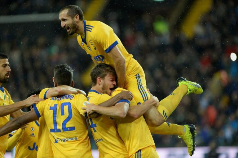Εξάσφαιρη και με… δέκα παίκτες η Γιουβέντους! | Newsit.gr
