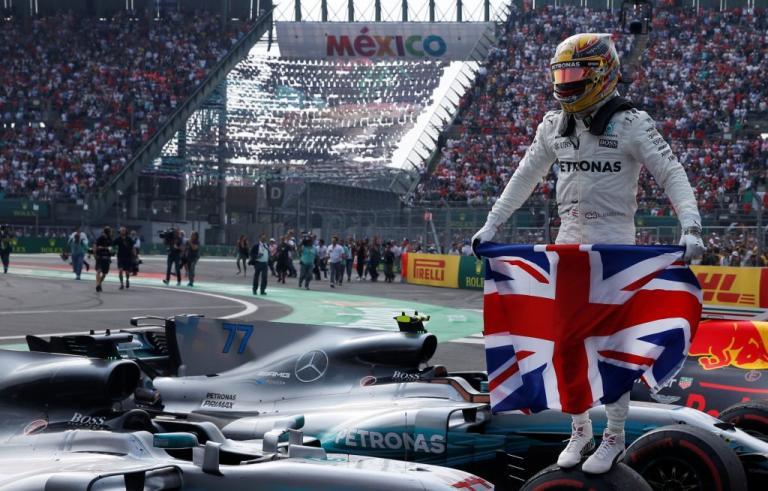 Formula 1: Παγκόσμιος πρωταθλητής ο Λιούις Χάμιλτον! [pics]   Newsit.gr
