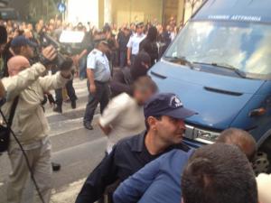 """Μιχάλης Λεμπιδάκης: Απίστευτο! Τα """"έσπασαν"""" στο πανηγύρι και έφυγαν για Αθήνα!"""