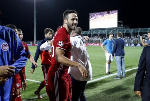 Ολυμπιακός – ΠΑΟΚ, Βούκοβιτς: «Τέλεια ευκαιρία για να τους νικήσουμε»