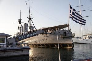 Θεσσαλονίκη: Το θρυλικό Αβέρωφ βγαίνει στο Αιγαίο μετά από 70 ολόκληρα χρόνια!
