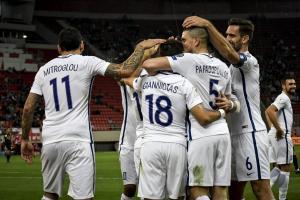 Ελλάδα – Κροατία: Στο «Γ. Καραϊσκάκης» ο αγώνας μπαράζ!