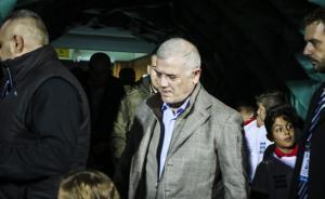ΑΕΚ: Στην προπόνηση ο Μελισσανίδης!