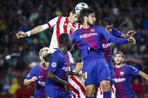 Μπαρτσελόνα – Ολυμπιακός: Αυτή η ομάδα δεν παίζεται ούτε με 10! Λύγισαν στη Βαρκελώνη οι «ερυθρόλευκοι»