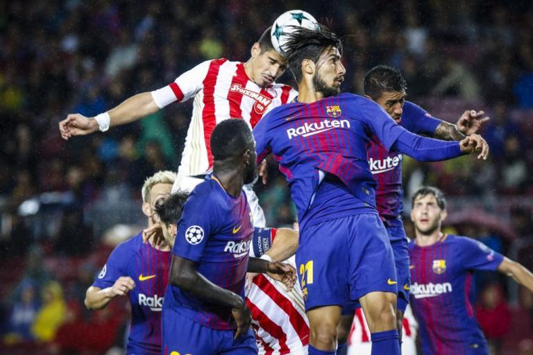 Μπαρτσελόνα – Ολυμπιακός: Αυτή η ομάδα δεν παίζεται ούτε με 10! Λύγισαν στη Βαρκελώνη οι «ερυθρόλευκοι»   Newsit.gr