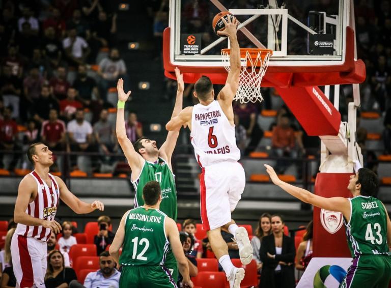 Euroleague – Ολυμπιακός: Ο Παπαπέτρου «γκρέμισε» το καλάθι της Μάλαγα [vid]   Newsit.gr