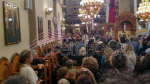 Κρήτη: Σπαραγμός στην κηδεία του Χριστόδουλου Καλαντζάκη – Οργή και πόνος για τη δολοφονία του γιατρού [pics]