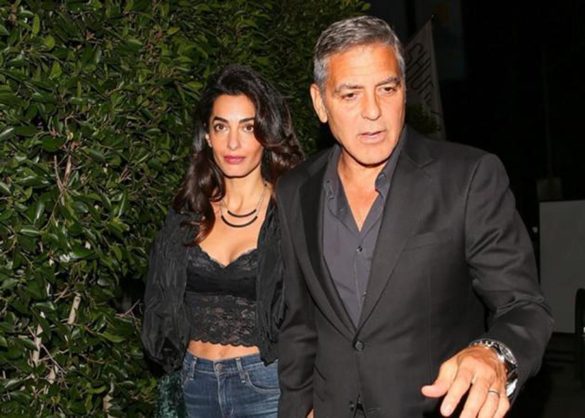 George Clooney: Μιλάει για τις σεξουαλικές παρενοχλήσεις που έχει δεχτεί η Amal Alamuddin | Newsit.gr