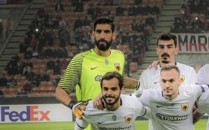 ΑΕΚ – Europa League: Ο Ανέστης στην κορυφαία 11αδα!