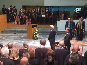 Παρουσία του Προέδρου της Δημοκρατίας ο επίσημος εορτασμός της ημέρας του Πολιούχου της Θεσσαλονίκης
