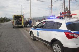 Ηράκλειο: Αστυνομικός τραυματίστηκε εν ώρα υπηρεσίας
