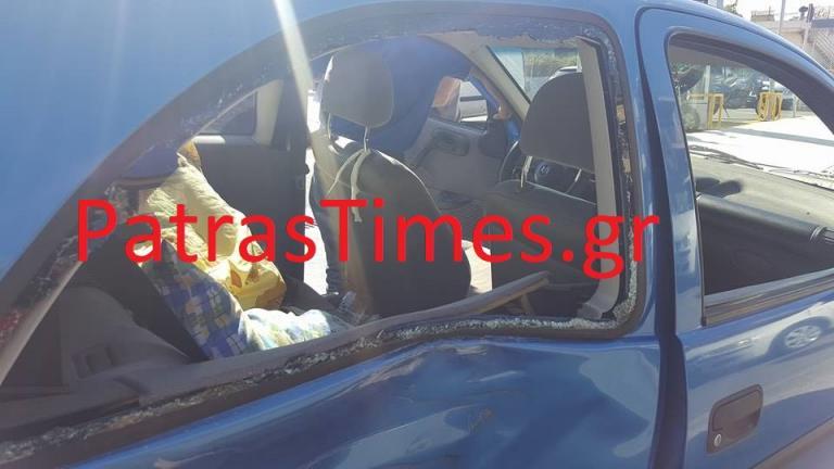 Πάτρα: Ένα κοριτσάκι στο νοσοκομείο μετά από τροχαίο | Newsit.gr
