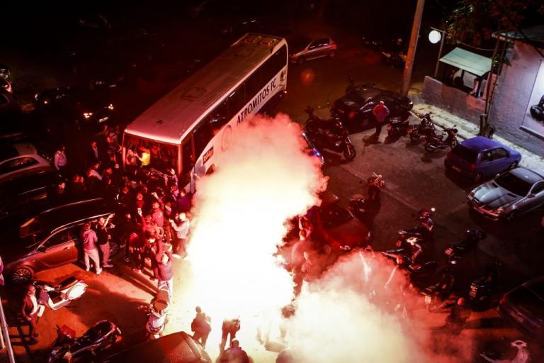 Ατρόμητος: Υποδοχή… πρωταθλητών για τους πρωτοπόρους της Superleague! [pics]   Newsit.gr