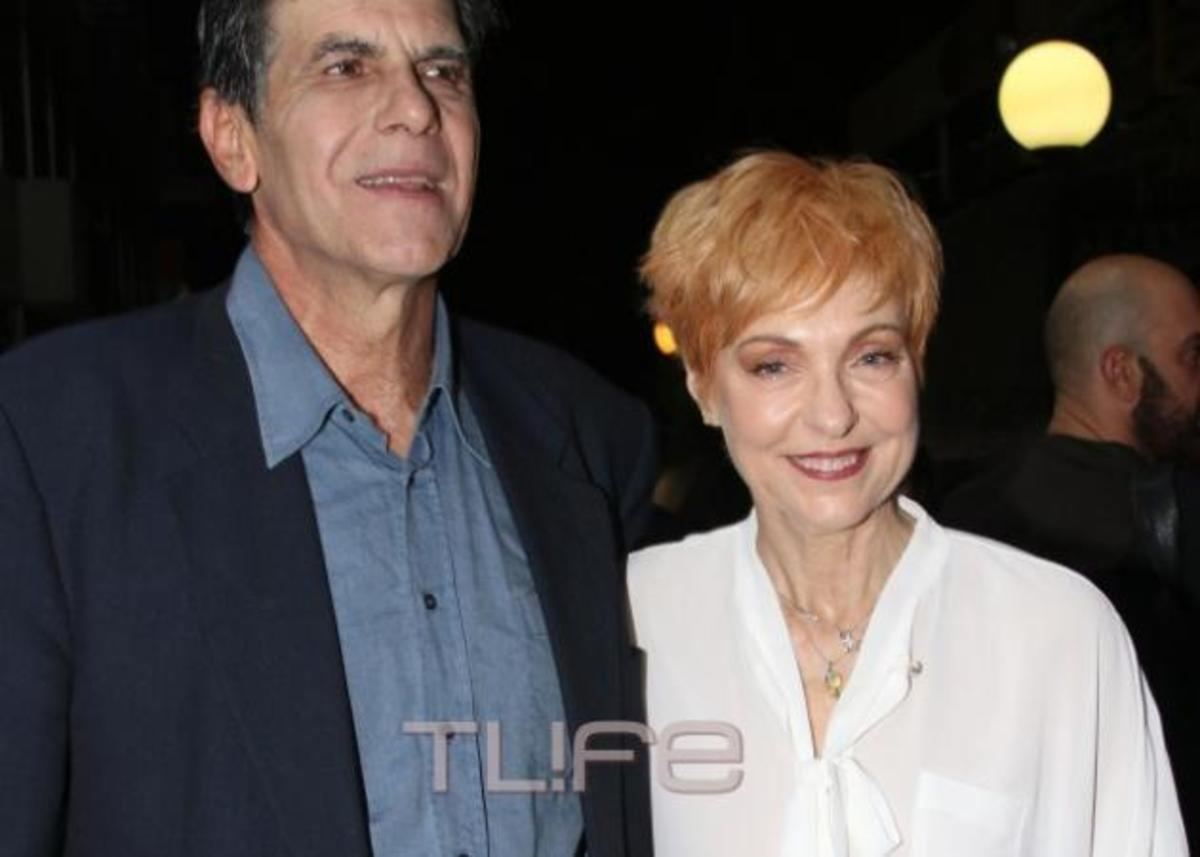 Γιάννης Μπέζος: Έκανε πρεμιέρα με την σύζυγό του, Ναταλία Τσαλίκη, στο πλευρό του! | Newsit.gr