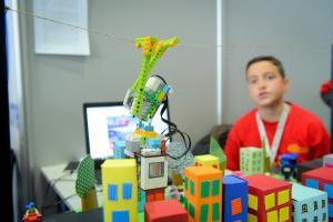Άρχισαν οι αιτήσεις για τον Πανελλήνιο Διαγωνισμό Εκπαιδευτικής Ρομποτικής 2018