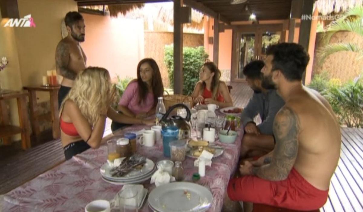 Κακός χαμός στο Nomads! «Επιτέθηκαν» στον Μαυρίδη οι διάσημοι!   Newsit.gr