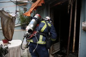 Θεσσαλονίκη: Έκρηξη σε διαμέρισμα – Τέσσερις τραυματίες