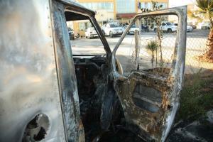 Ζωγράφου: Ο Πυρήνας Μαυροπράσινων Εμπρηστών πυρπόλησαν το φορτηγό κρεοπωλείου και τζιπ… κυνηγού!