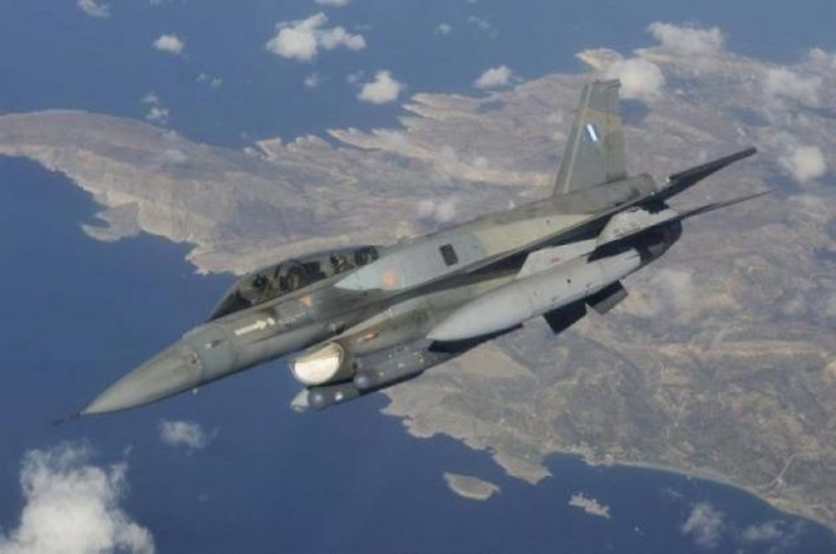 Eκσυχρονισμός F-16:  Δεν θα είναι πάνω από 1,1 δισ | Newsit.gr