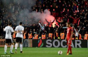Η FIFA τιμώρησε τη Γερμανία για τους… νεοναζί οπαδούς!