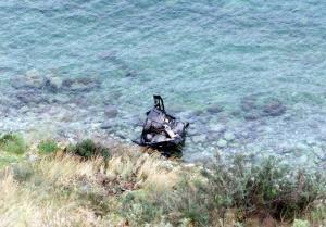 Φωκίδα: Βουτιά θανάτου σε γκρεμό 230 μέτρων – Νεκρή μια γυναίκα