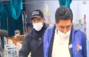 Έπιασε νοσοκόμο να ασελγεί στο πτώμα της γυναίκας του