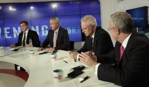 Κεντροαριστερά: Η πρώτη «τηλεμαχία» των υποψηφίων