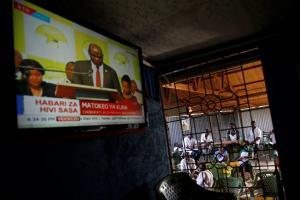 Κένυα: Επανεκλογή Κενυάτα με 98% – Στο 38,8% η συμμετοχή