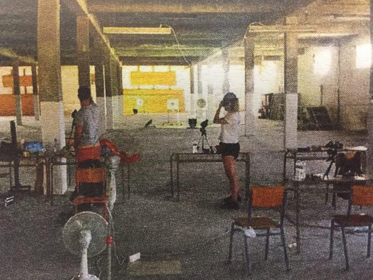 Η Άννα Κορακάκη σε… αποθήκη – Οργή για τις άθλιες συνθήκες προπόνησης | Newsit.gr
